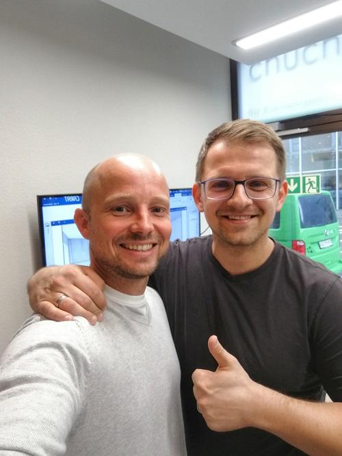 Dein Küchenumbau in den besten Händen – Interview mit Denis Glisic, Geschäftsführer der chuchibude.ch