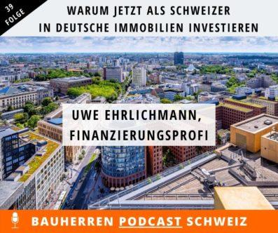 Immobilien Investment für Schweizer in Deutschland zu 100% finanziert