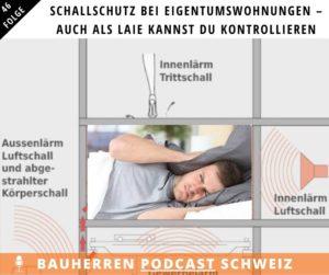 Der Schallschutz bei deiner Eigentumswohnung – so hast du Ruhe