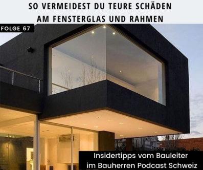 Fenster: Mögliche Schadensbilder – So bleiben Glas und Rahmen kratzfrei