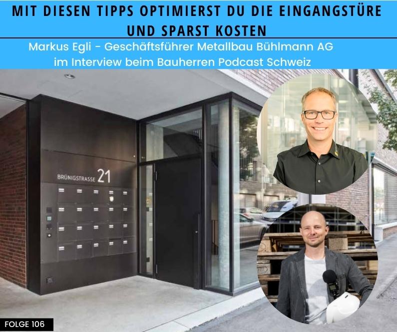 Eingangstür-bauherren-podcast-schweiz-marco-fehr