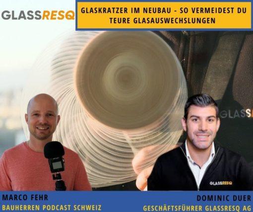 Glaskratzer: Scheiben sanieren statt auswechseln
