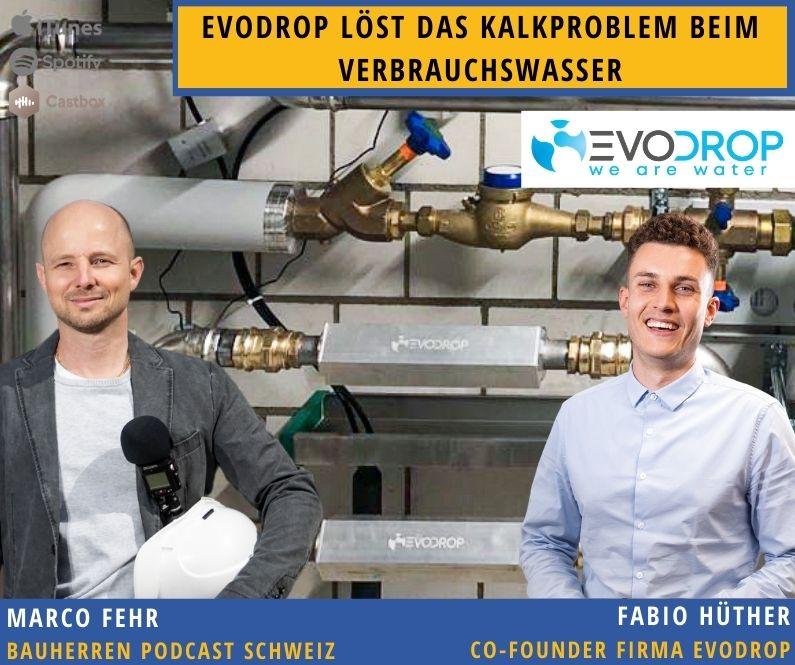 Korrosion, Verkalkung, Mikroplastik: Evodrop bietet Lösungen