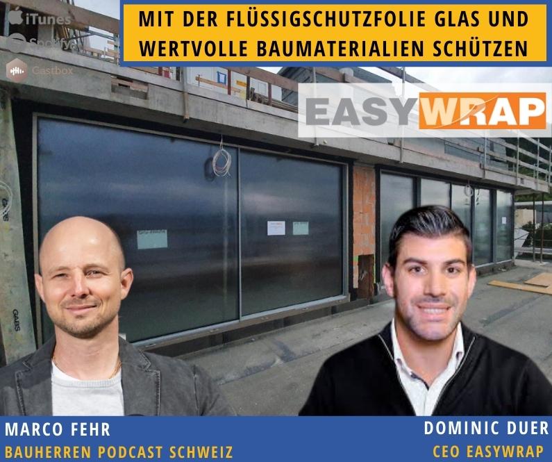 Flüssigschutzfolie gegen Glaskratzer-Ärger
