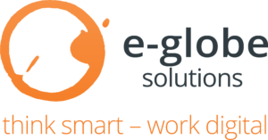 Logo e-globe solutions