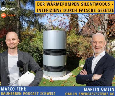 Wärmepumpe im Silent-Modus: Der stille Stromfresser